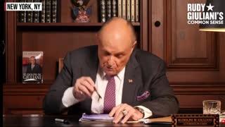 Rudy Giuliani - Joe Biden - MSM - Facebook - Twitter