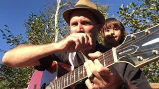 Ice Cream Man guitar cover. Eddie Van Halen tribute video 2.