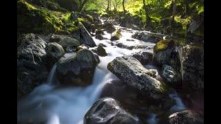 River water ASMR