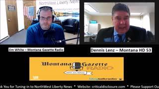 Montana Gazette Radio Live - CPS Accountability with Dennis Lenz
