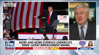 Gingrich: Lawmakers who vote to impeach Trump 'attacking' American system
