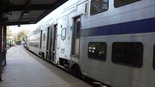 Train Departure 00088