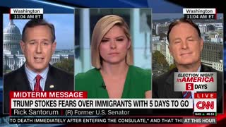 "Rick Santorum slams CNN ""journalist"" for race-baiting"