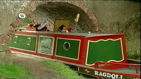 Rosie & Jim : Duck gets lost.