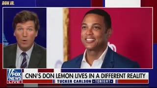 Wow: Tucker Carlson Just Exposed CNN's Don Lemon