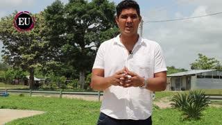 Erick Sarmiento y la búsqueda de su gemelo perdido