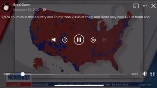 Trump really won!
