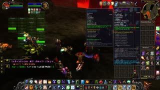 World of Warcraft Classic Shadow Priest Finishing up Molten Core