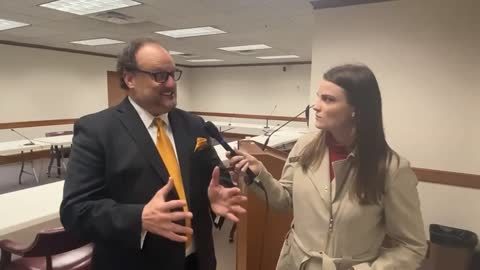 Heather Mullins - Real America's Voice (RAV-TV) Exclusive interview with @JovanHPulitzer
