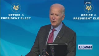 Biden Quotes Nazi Propaganda Minister When Attacking Cruz/Hawley