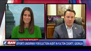 Efforts underway for election audit in Fulton County, Ga.