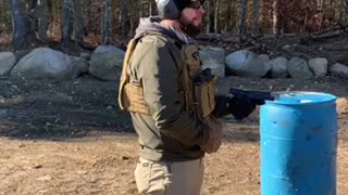Plinking with the Staccato XL