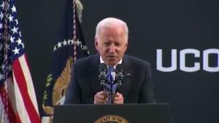Random, Belligerent Shouting from Joe Biden Will SHOCK You