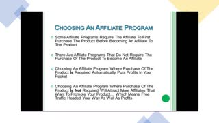 Making Profits With Resale Rights