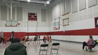 Worthington Christian ✝️ basketball 🏀 cold shooting