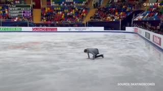 Hardest jump in Figure Skating!