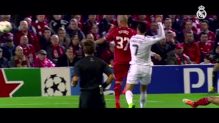 SPECTACULAR CRISTIANO RONALDO   Real Madrid Official Plays Video