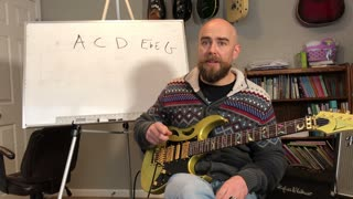 """Guitar Lesson: """"The Blues Scale"""""""