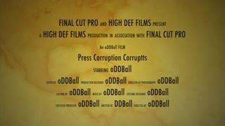 Editorial Press corruption fuels corruption