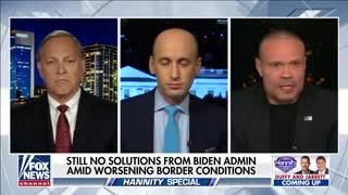 Stephen Miller calls out Biden for treating migrants better than homeless vets
