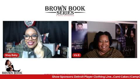 Brown Book Series Presents: Iris Bolling virtual book release