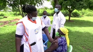 India's crisis causes a vaccine drought in Africa