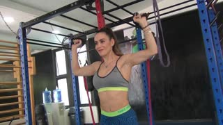 Strength circuit using resistance bands