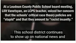 Brave Teacher stands up to Critical Race Theory