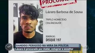 In Brazil,Distrito Federal, Serial Killer Wanted.