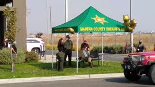 Retired Madera County Sheriff Ed Bates Birthday Salute