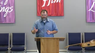 Sermon: Sunday Morning 6/13/2021