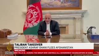 Afghanistan Taliban war