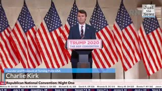 Republican National Convention, Charlie Kirk Full Remarks