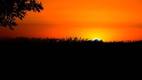 abeautiful sunset