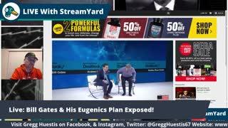 Bill Gates & His Eugenics Plan Exposed