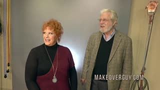 She Got Her Stage Glam: A MAKEOVERGUY® Makeover