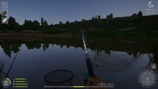 Russian Fishing 4 Sura River Burbot 3.014 Kg