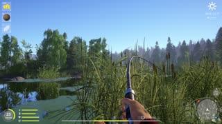Russian Fishing 4 Old Burg Lake Grass Crap 10.334 Kg