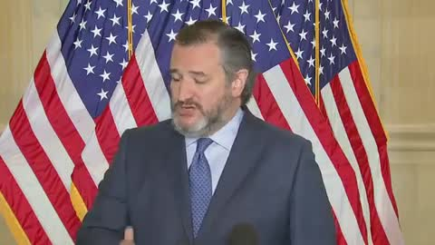 Ted Cruz to Dems: 'Where's the unity and working together?'