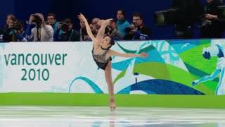 Ladies' Figure Skating
