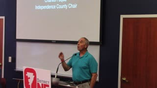 Welcome to Independence County with GOP Chair Charles Fuqua