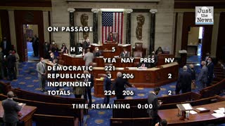 Democratic-led House passes Equality Act in a 224-206 vote