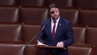 Dan Crenshaw Destroys Nancey Pelosi in Savage Speech About Covid Relief