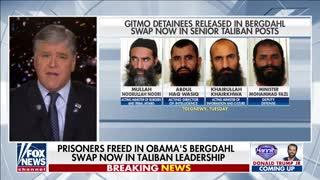 Sean Hannity blasts Obama, Biden over freeing new Taliban leaders