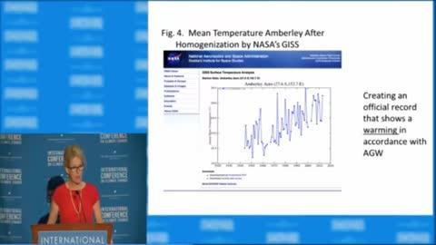 Dr Jennifer Marohasy - Climate Tricks Continue 9th ICCC