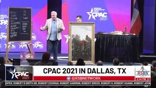 CPAC 2021 Glenn Beck Full Speech 7/10/21