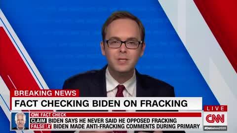 CNN Fact Checks Joe Biden and Exposes Him As a Liar On Live TV