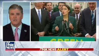 Hannity shows how Ocasio-Cortez bashes capitalism