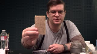 Russian Emergency Food Ration Review