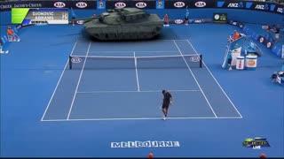 AUS OPEN 2021 - Djokovic v Abrams Semi-Final